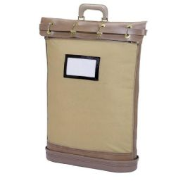 MMF Security Bag with Pad Lock - Note Books & Writing Pads