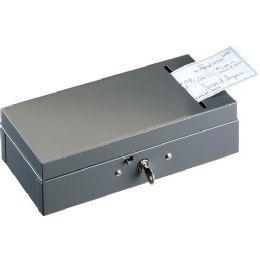MMF Steelmaster 221104201 Cash Box - Office Supplies