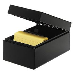 36 Units of MMF Steelmaster Card File Box - File Folders & Wallets