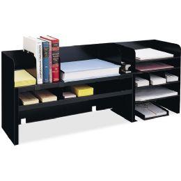 6 Units of MMF Steelmaster Desktop Shelf Organizer - Office Supplies