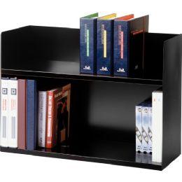 MMF Steelmaster Two Tier Book Rack - Office Supplies