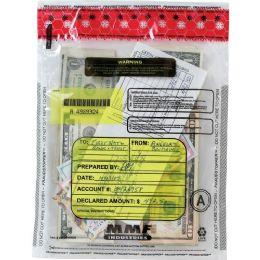 MMF Tamper-Evident Deposit Bag - Office Supplies