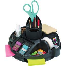 3M Post-it Rotary Desktop Organizer - Office Supplies