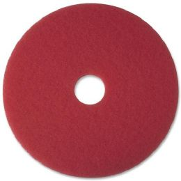 3M Red Buffer Pad Mop 5100 - Note Books & Writing Pads