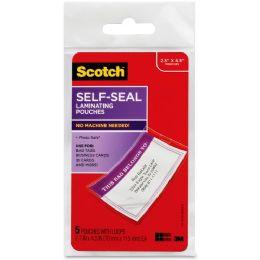 3M Scotch Self Laminating Luggage Tag Protectors - Tags