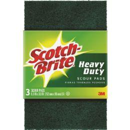 3M Scotch-Brite Heavy Duty Scour Pad - Note Books & Writing Pads