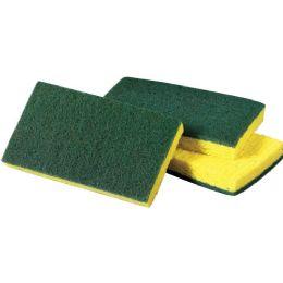 3M Scotch-Brite Medium Duty Scrub Sponge - Office Supplies