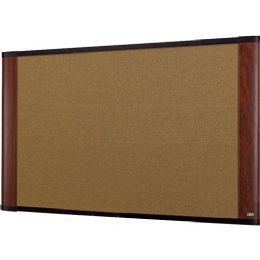 3m WidE-Screen Style Bulletin Board - Bulletin Boards & Push Pins