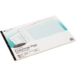 Acco 8-Unit Column Accounting Pad - Note Books & Writing Pads