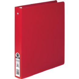 Acco ACCOHIDE Poly Round Ring Binder - Binders
