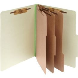 5 Units of Acco Classification Folder - Folders & Portfolios