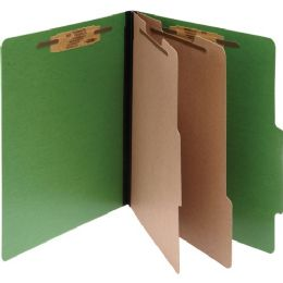 Acco Colorlife Presstex Classification Folder - Folders & Portfolios