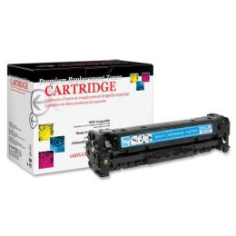 5 Units of West Point Products Cyan Toner Ctg; 2800 Pgs - Ink & Toner Cartridges