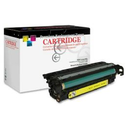 4 Units of West Point Products Reman Yellow Toner - Ink & Toner Cartridges