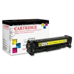 5 Units of West Point Products Yellow Toner Ctg; 2800 Pgs - Ink & Toner Cartridges