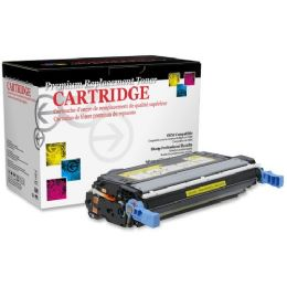 4 Units of West Point Products Yellow Toner; 7500 Pages - Ink & Toner Cartridges