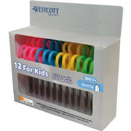 Westcott Kids Soft Handle Scissor Pack - Office Supplies