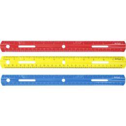 Westcott Plastic Ruler - Office Supplies