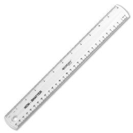 192 Units of Westcott Shatter-proof Ruler - Office Supplies