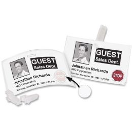 Dymo Time Expiring Adhesive Badges - Office Supplies