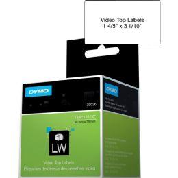 Dymo Video Tape Label - Tape & Tape Dispensers