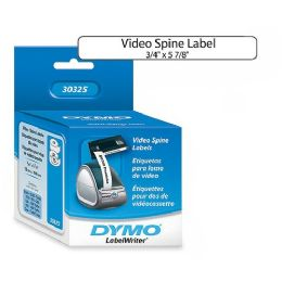 70 Units of Dymo Video Tape Label(s) - Tape & Tape Dispensers