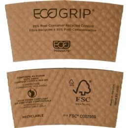 Eco-Products EcoGrip Hot Cup Sleeve - Office Supplies