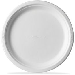 EcO-Products Sugarcane Plates - Office Supplies