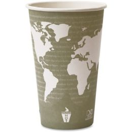 EcO-Products World Art Hot Beverage Cups - Cups