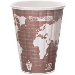 EcO-Products World Art Insulated Hot Cups - Cups