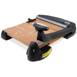 "Elmer's 12"" Wood Base Laser Guide Trimmer - Office Supplies"