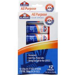 56 Units of Elmer's AlL-Purpose Washable Glue Stick - Glue