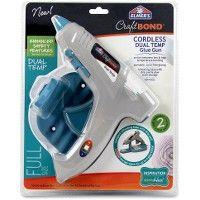48 Units of Elmer's Craft Bond Enhanced Safety Dual Temp Glue Gun - Cordless - Glue