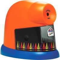 Elmer's Electric Crayon Pencil Sharpener - Crayon