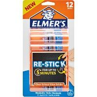 Elmer's RE-Stick School Glue Stick - Glue
