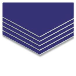 17 Units of Elmer's Sturdy Foam Board - Office Supplies