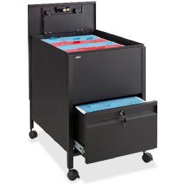 Safco Rollaway Mobile File Cart - File Folders & Wallets