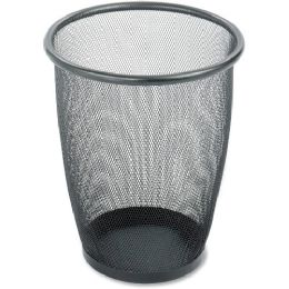 Safco Round Mesh Wastebasket - School and Office Supply Gear
