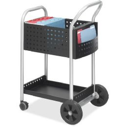 Safco Scoot Mail Cart - Office Supplies