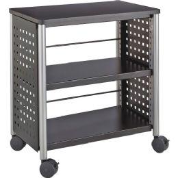 Safco Scoot Personal Contemporary Design Bookcase - Sign