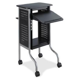 4 Units of Safco Scoot Presentation Cart - Office Supplies