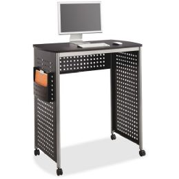 4 Units of Safco Scoot SiT-Down Contemporary Design Workstation - Sign