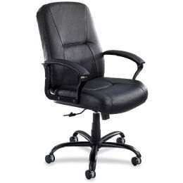 Safco Serenity Big And Tall Highback Executive Chair - Office Chairs