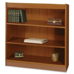4 Units of Safco Square-Edge Bookcase - Office Supplies