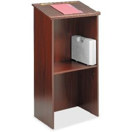 Safco Stand Up Lectern - Office Supplies