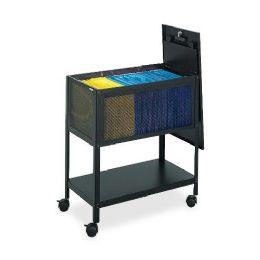 Safco Steel Mesh Tub File - File Folders & Wallets