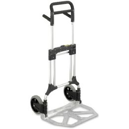 Safco Stow-Away Hand Truck - Office Supplies