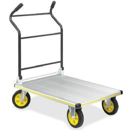 Safco StoW-Away Platform Hand Truck - Office Supplies