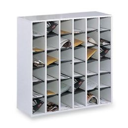 Safco Sturdy Mail Sorter - Office Supplies