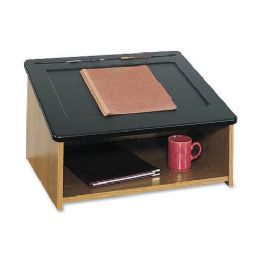 Safco Table Top Lectern - Office Supplies